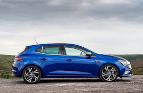 renault blue renault megane hatchback 2016 features equipment and