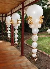 200 best balloon pillars images on pinterest balloon columns