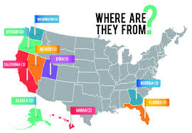 A Map Of The States by Enlisting New Troops Scholarships Attract Diverse Athletes U2013 The