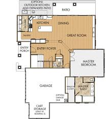 neighborhood site and floor plans fouts homes floor plan b