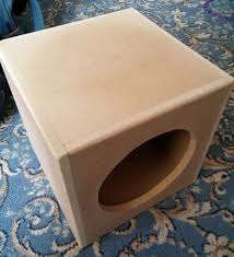 How To Build A Speaker Cabinet Diy 10
