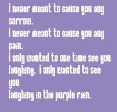 prince corvette lyrics prince purple song lyrics song quotes songs