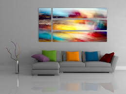 art for home decor multi era and multi color interior design trends this year