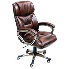 Real Leather Office Chair Realspace Fosner High Back Bonded Leather Chair High Back Bonded