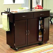 Kitchen Island With Stainless Steel Top Stainless Steel Kitchen Island Cart Kitchen Island Folding Kitchen
