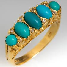 vintage turquoise bracelet images Turquoise jewelry rings eragem jpg