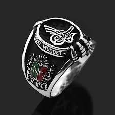 Ottoman Empire Jewelry Gye556 Ottoman Empire Silver Ring