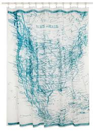 Modcloth Shower Curtain Shower Curtains Up North Style Outdoor Decor Ideas Summer 2016