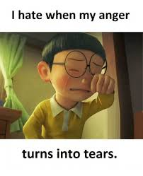 Turn Photo Into Meme - i hate when my anger turns into tears meme on me me
