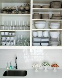 organize kitchen cabinet and kitchen shelf interior design ideas