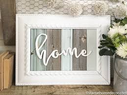 Reclaimed Wood Home Decor We Are Expanding Our Line Of Signs Start At Home Decor