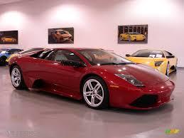 Lamborghini Murcielago Red - 2009 rosso vik red lamborghini murcielago lp640 coupe 2463944