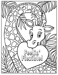 chiropractic coloring pages kids coloring