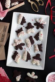 peppermint mocha cookies baking the goods