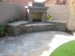 Backyard Fireplace Ideas Remarkable Design Outdoor Fireplace Designs Plans Homey Ideas And