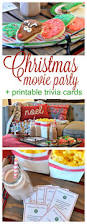 christmas movie night free printable movie trivia cards the