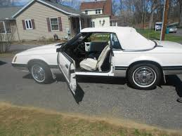 1983 mustang glx convertible value 1983 ford mustang glx convertible 2 door 3 8l for sale in east