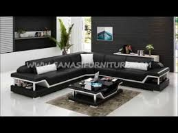 Modern Sofa Design Italian Leather Corner Sofa Living Room - Living room sofa designs