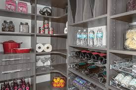 kitchen storage cabinet unit custom pantry closets organizer systems closet works