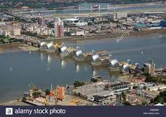 thames barrier failure how does the thames barrier stop london flooding thames barrier