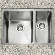 Kitchen Modern Brushed Undermount Stainless Steel Sinks With - Brushed steel kitchen sinks