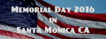 memorial day weekend activities santa ca