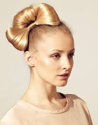 hair bow with hair hairstyles ideas bow hairstyles with curls three levels of bows