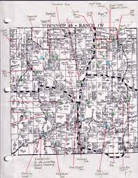 Plat Maps Cemetery Locations For Lincoln County Missouri