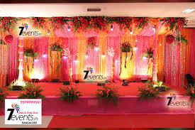 7events events wedding flower decorations party organisers