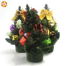 Mini Christmas Tree Table Decorations by Online Get Cheap Christmas Tree Table Decorations Aliexpress Com