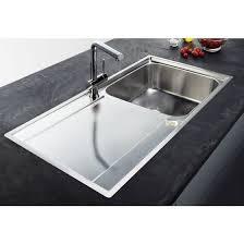lavabo de cuisine evier de cuisine franke inox maris mrx211 visuel lzzy co