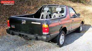 brat subaru lifted 1984 subaru brat youtube