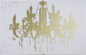 diamond chandelier wexfordhome chagne gold diamond chandelier graphic on