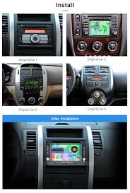 android 7 1 1 radio gps navigation system for 2003 2009 kia cerato
