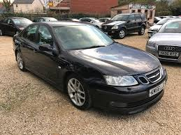 used saab 9 3 cars for sale motors co uk