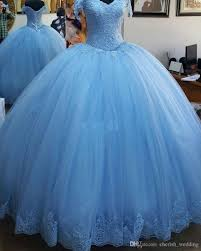 blue quinceanera dresses real images 2017 sky blue quinceanera dresses shoulder corset