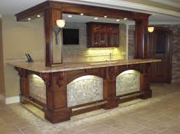 Basement Bar Design Ideas Remarkable Custom Basement Bars Home Bar Basements Ideas