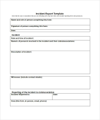 report form template free report form template best 25 vehicle inspection