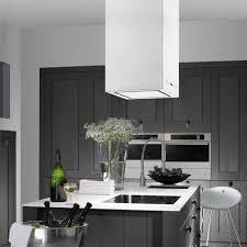 hotte de cuisine ilot hotte îlot orane pour la cuisine de chez silverline en inox