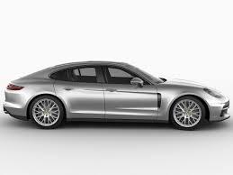 Porsche Panamera Hatchback - porsche panamera hybrid and 4s 3d cgtrader