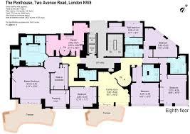 9 bedroom penthouse for sale in avenue road st john u0027s wood