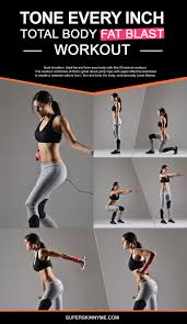 full body workout to blast fat and tone every inch