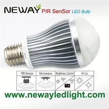 pir led light bulb 7 5w b22 pir led sensor light bulb 7 5w b22 pir led sensor light