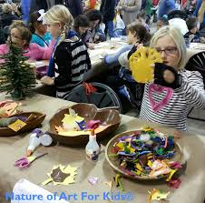harvest festival original art craft show kids zone sponsor