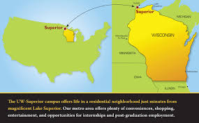 Map Of Lake Superior Basic Information About Uw Superior Faqs Future International