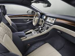 bentley suv 2018 new bentley continental gt brings more power technology class