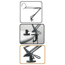 icon mb 03 desk mount scissor style microphone stand microphone
