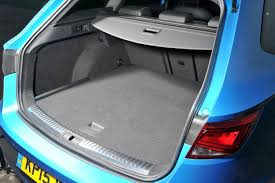 renault zoe boot space first drive review seat leon st cupra 280 2015