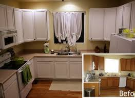 Rustoleum Cabinet Transformations On Melamine Kitchen Cabinet Transformations Rustoleum Rustoleum Cabinet Yeo Lab