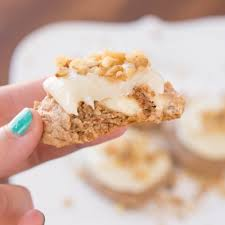 easy carrot cake cookies simple sweet recipes